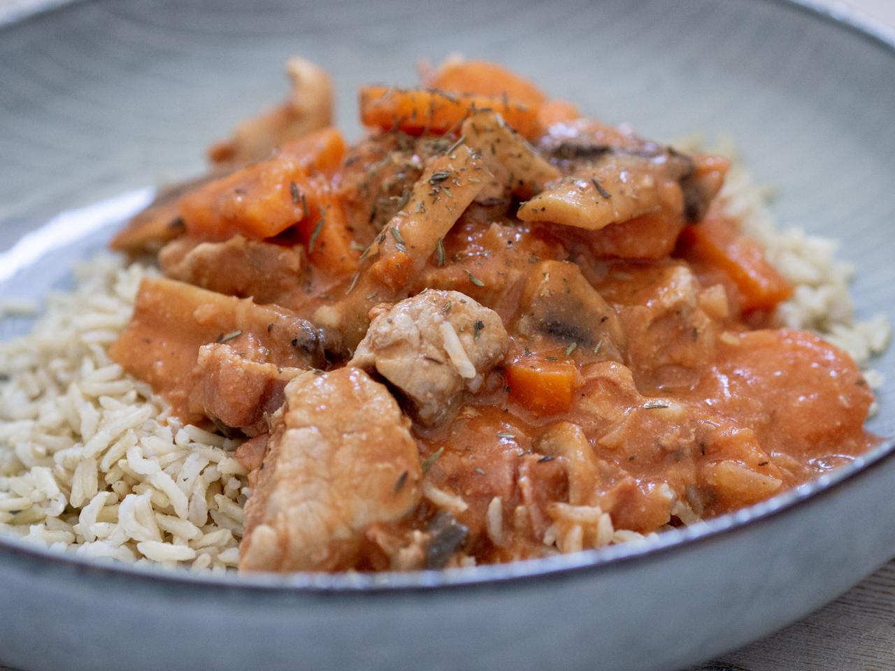 Recipe Danish Pork Stew (Mørbradgryde)