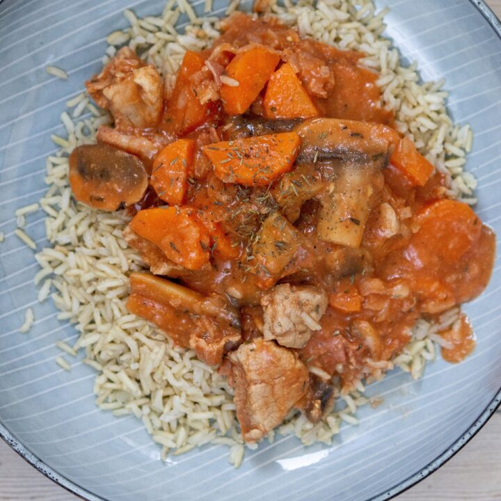 Recipe Danish Pork Stew (Mørbradgryde) Thumbnail